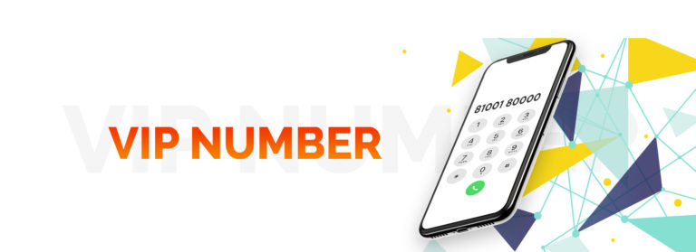 idea - vip numbers